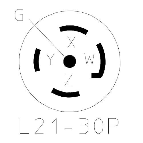 NEMA L21-30P