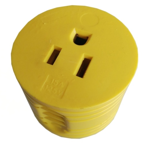 Extension Cord Plug Replacement