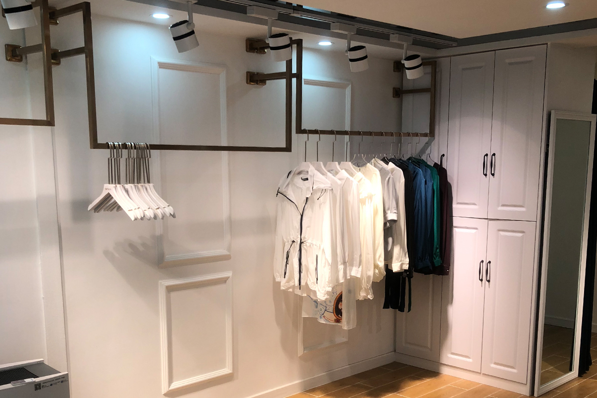 track lighting for your retail store