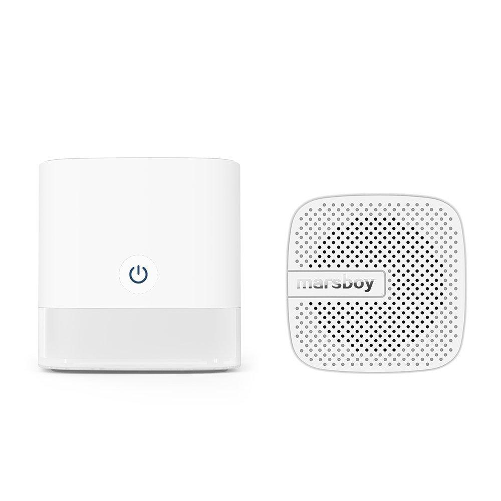 Marsboy Bluetooth speaker pocket size portable wireless