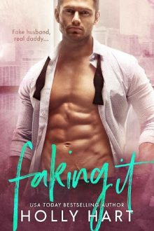 faking it by holly