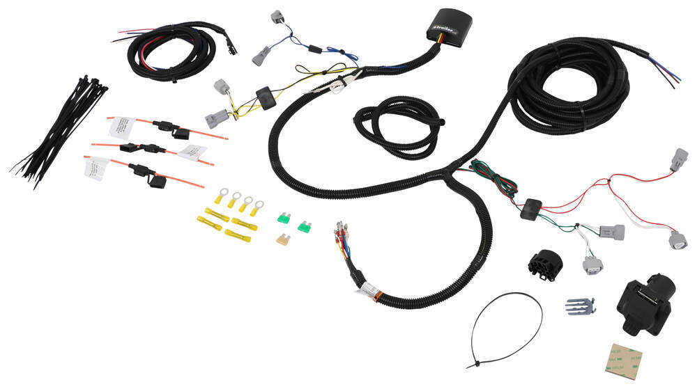 2019 Toyota Tacoma Tekonsha OEM Replacement Vehicle Wiring