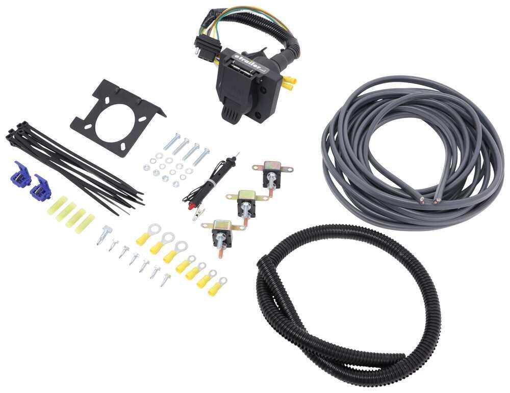 Cadillac SRX Universal Installation Kit for Trailer Brake