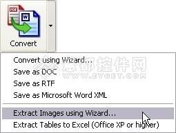 利用Solid Converter PDF提取并重用PDF中的圖像-控件新聞-慧都網