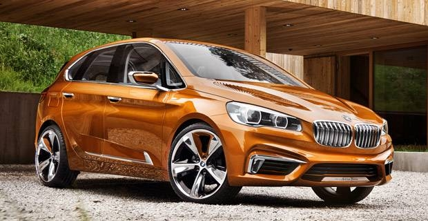 BMW Serie 2 Active Tourer La Risposta Su Motori By Excite IT