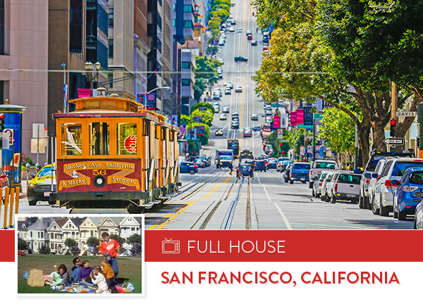 Full House - San Francisco, California