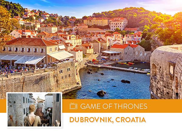 Game of Thrones - Dubrovnik, Croatia