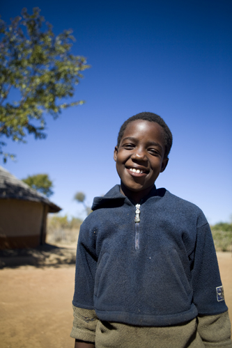 """""""Water is like a gift from God. It should be shared by all the people on earth."""" Zimi, 10 yrs"""