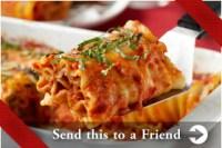 Send this to a Friend - Lasagna Roll-Ups