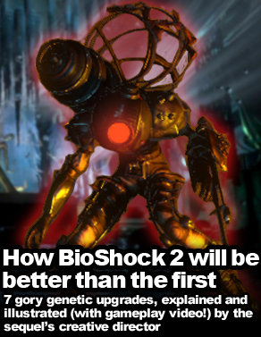 How Bioshock 2 will be better than the first