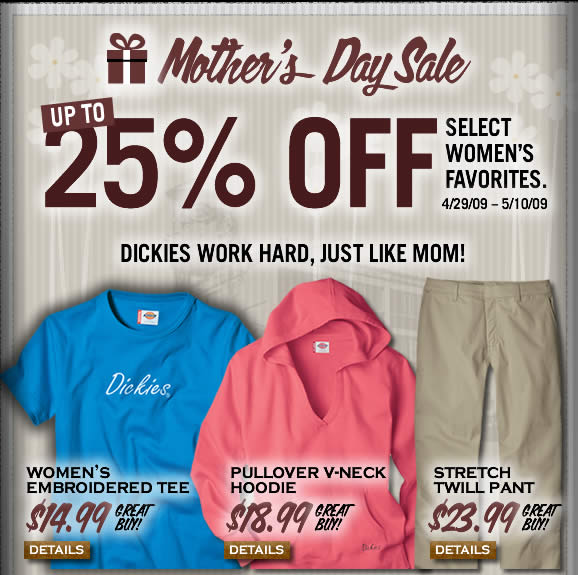 Shop for Mom on Her Day