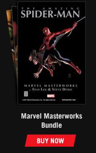 Marvel Masterworks Bundle