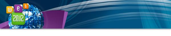 Web 2012 email header