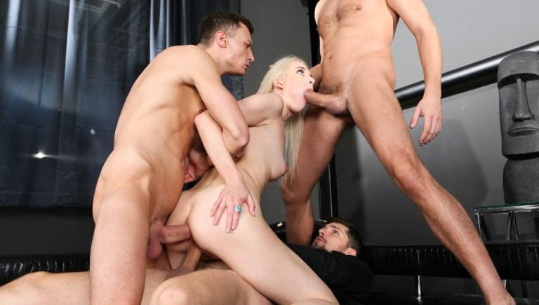 Rocco's Perverted Secretaries - Scene 4
