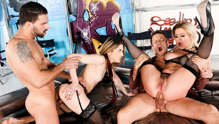 Rocco's Dirty Girls #05