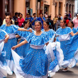 God at Work in Latin America