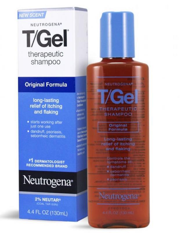 Neutrogena T-Gel Therapeutic Shampoo For dry scalp ...
