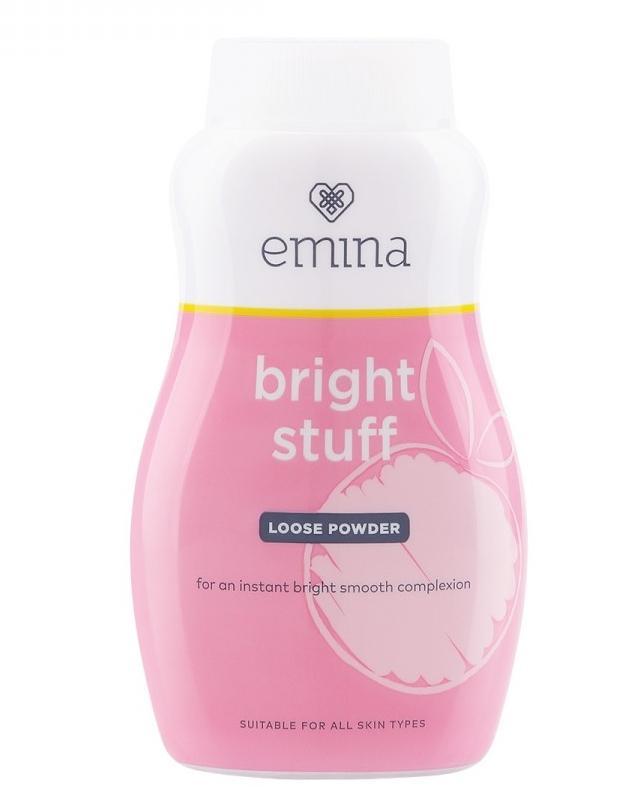 Bedak Emina Untuk Remaja : bedak, emina, untuk, remaja, Emina, Bright, Stuff, Loose, Powder, Review, Female, Daily