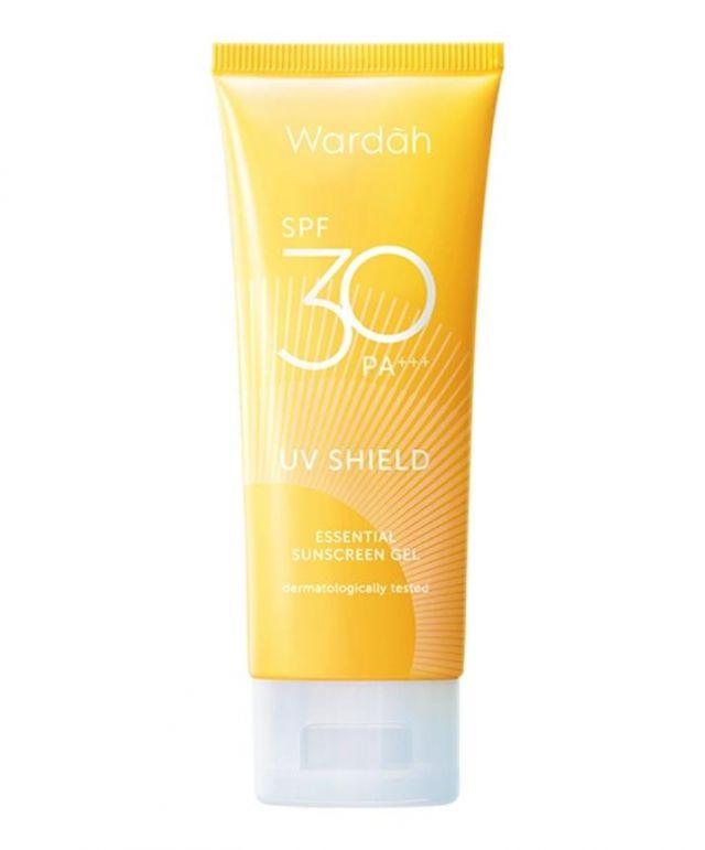 Review Wardah Sunscreen Gel : review, wardah, sunscreen, Wardah, Shield, Essential, Sunscreen, PA+++, Review, Female, Daily