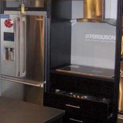 Waterworks Kitchen Faucets Storage Racks Ferguson - Null, Null