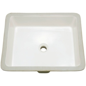 pf1713uwh stedman undermount style bathroom sink - white at