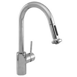 hansgrohe kitchen faucet restaurant door h06801000 talis s pull out spray chrome at