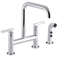 3 hole kitchen faucet remodel on a budget faucets at fergusonshowrooms com two handle