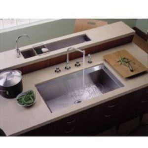 undermount single bowl kitchen sink popular cabinets k3387 h na poise stainless steel