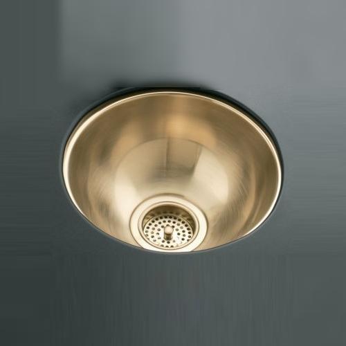 K14301 Sbv Undertone Undermount Bar Sink Satin Bronze At
