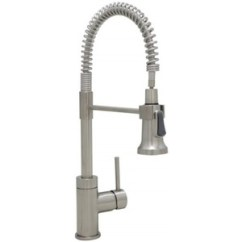 Kitchen Faucets Stainless Steel New Knives Mirxcps101ss Presidio Pull Out Spray Faucet