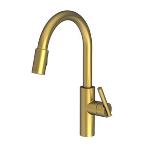 antique bronze kitchen faucet refinishing a sink n1500 5103 06 east linear pull out spray brass
