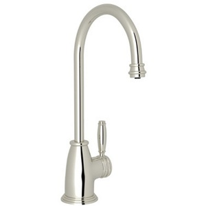 kitchen faucet filter memphis cabinets rmb7917lmpn2 gotham water filtration polished nickel