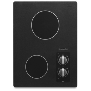 kitchen aid gas grills average cabinet cost kkecc056rbl architect series ii electric cooktop ...