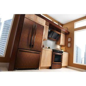 bronze kitchen appliances remodel cost bay area jjfc2290vpr french door refrigerator oiled at fergusonshowrooms com