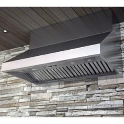 Outdoor Kitchen Hood Window Treatment Ideas Zak7848bs Cypress Range Stainless Steel At
