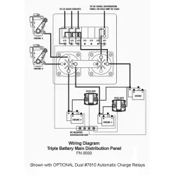 Blue Sea Systems Switch Panel Wiring Diagram