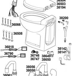 tecma silence plus toilet parts [ 750 x 1100 Pixel ]