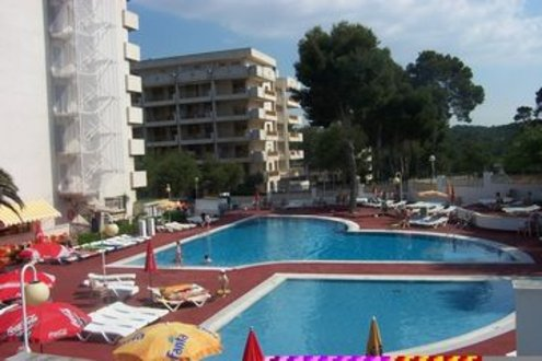Internacional Ii Apartments Salou