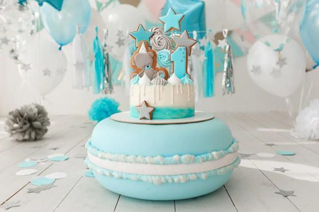 Torta Di Compleanno Per Bambini Scaricare Foto Gratis