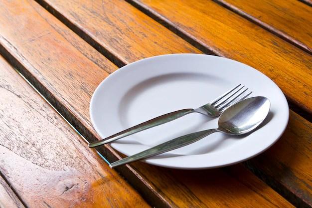 A fome sentida durante o dia será de forma menos recorrente