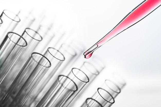 Exame de laboratório para avaliar concentração de hormônio luteinizante