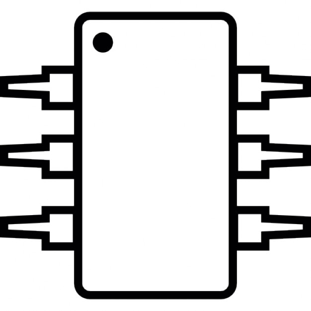 integrated circuit iconsvg