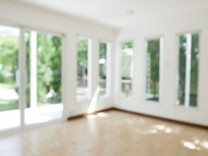 Premium Photo Abstract background blur modern living room