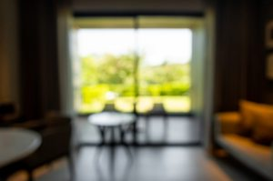blur premium abstract interior living