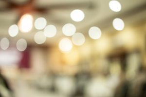 background conference blurred hall bokeh abstract seminar premium business speaker meeting giving talk corporate audience entrepreneurship stage