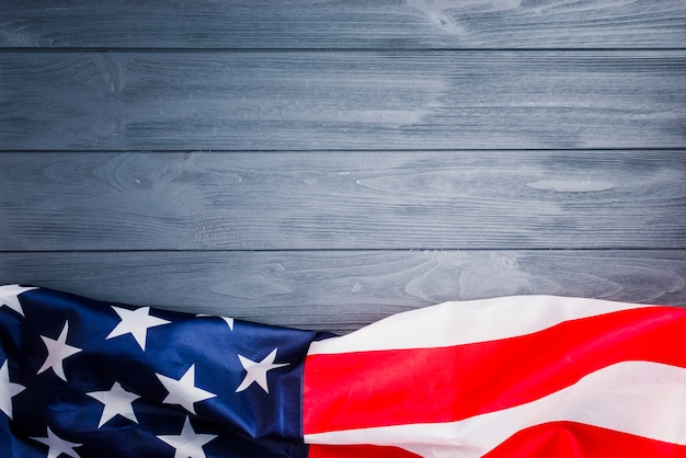 american flag background with