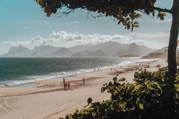 cidades turísticas no Brasil