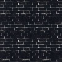 Black and white brick wall Photo | Free Download