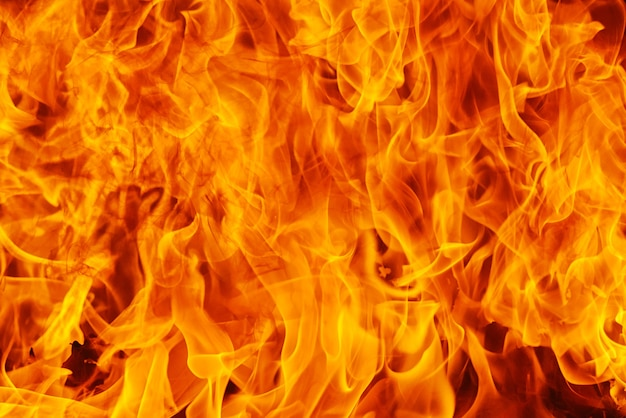 blazing fire flame background