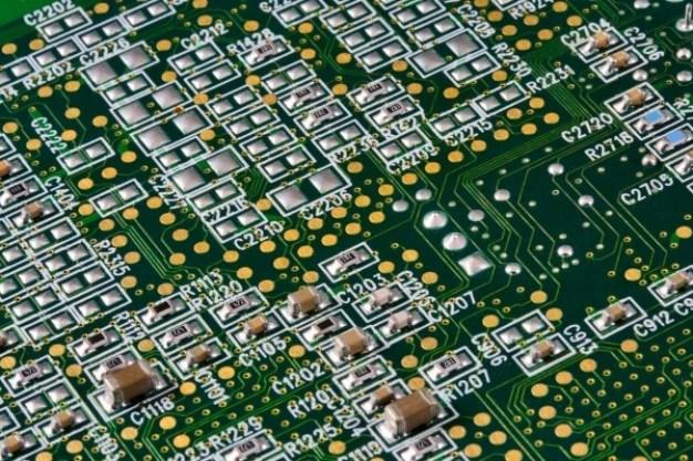 Small Circuit Board Photo Free Download